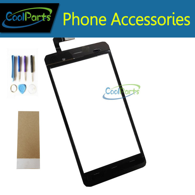 High Quality Black color For Wiko Lenny3 Touch Screen Digitizer Black Color with Tools/Tape glue 1PC/Lot