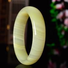 Diameter 56mm-63mm Afghan natural jade bracelet Women jewelry wholesale gift Free Shipping