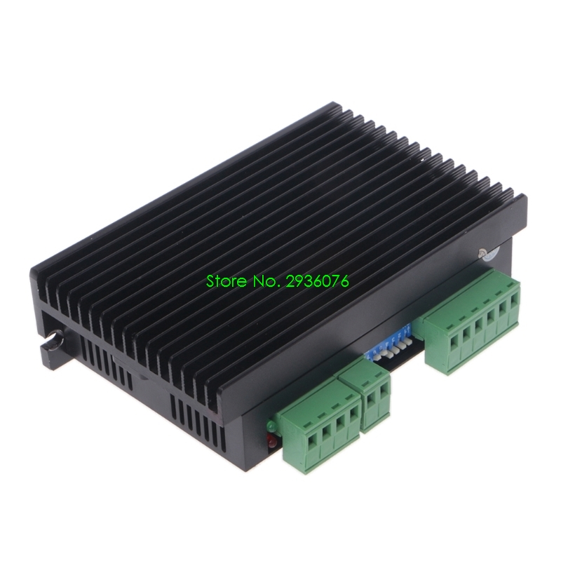 2018 New DM542 Stepper Motor Driver For 57 86 Series 2-phase Digital Stepper Motor Driver Drop Shipping Support