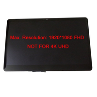 For Dell Inspiron P30E001 LCD LED Display Touch Screen Assembly Replacement 17.3 inch 1080P