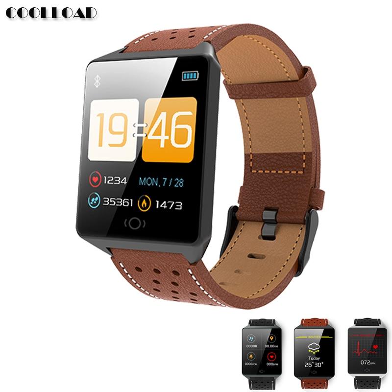 CK19 Smart Watch Blood Oxygen Blood Pressure Heart Rate Monitor Fitness Tracker Sports Fashion Smartwatch Bluetooth Watch