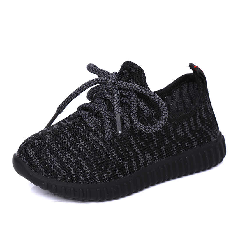 ee490b18d37e80 Toddler Boy Summer Children Girl Shoes Outdoor Running Sneakers Breathable  Mesh Sport Shoes for Girls Boys