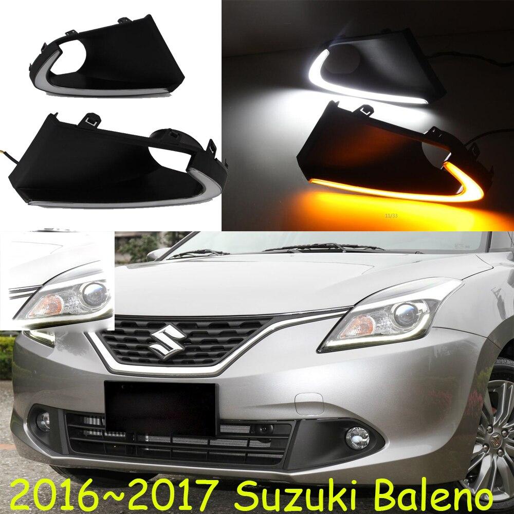 LED 2016 2017 Baleno daytime Light Baleno fog light Baleno headlight Aerio Ciaz Reno kizashi s