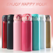 Whole Sale Portable Travel Coffee Mug Stainless Steel Thermos Tumbler