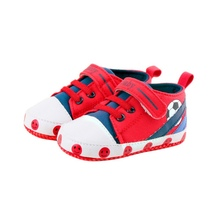 Baby Fashion Sneaker Infant Toddler Unisex Smile Face Hook Shoes Newborn Patch Footwear For 0-12 M Hot Sale S2