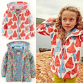 2016 new Spring Autumn Children trench Sporty Kids Clothes Waterproof Windproof Boys hoodies jackets coats girls outerwears