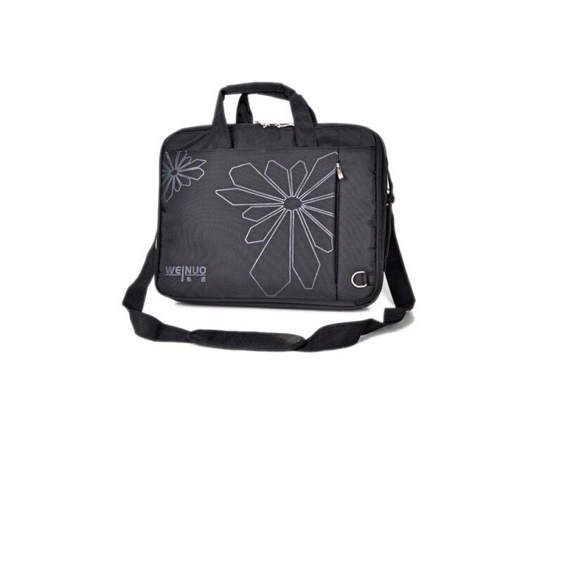 Laptop Briefcase Handbag Messenger-Bags Business Men's Fashion Zipper High-Quality