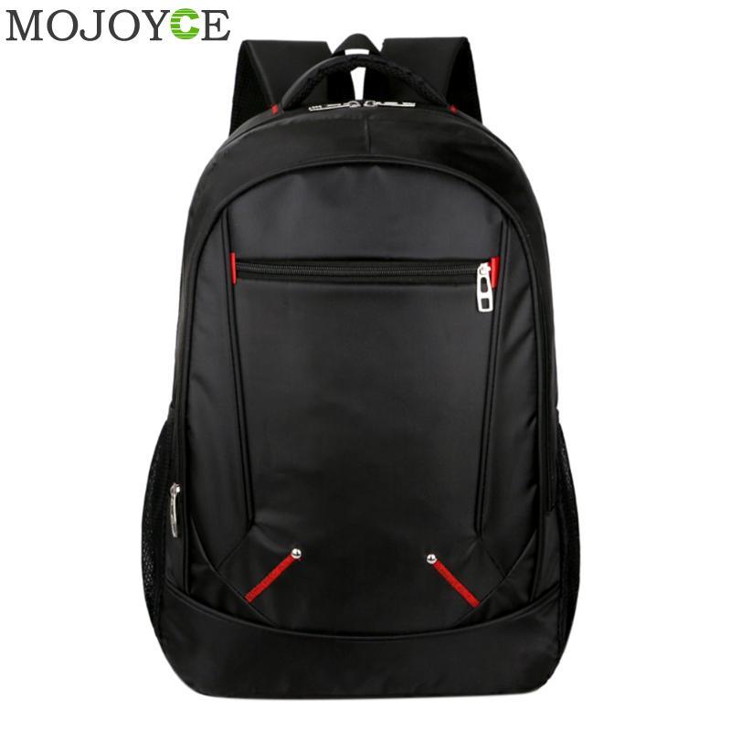 Unisex Oxford Big Backpack Business Travel Laptop for Men Women Shoulder Bag Fashion School Bags for Teenagers Men Rucksack 2018