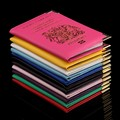 Британский Паспорт Владельца Крышки PU Кожаный ID Карты Мода Путешествовать с Обложки На паспорт владельца паспорта для Англии