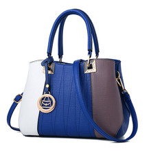 MONNET CAUTHY Women's Bags Elegant Office Ladies Fashion Girl Handbag Colorful Blue Black Grey Occident Style Female Hobos Totes monnet cauthy female bag concise elegant fashion style office ladies handbag solid color purple blue black red composite totes