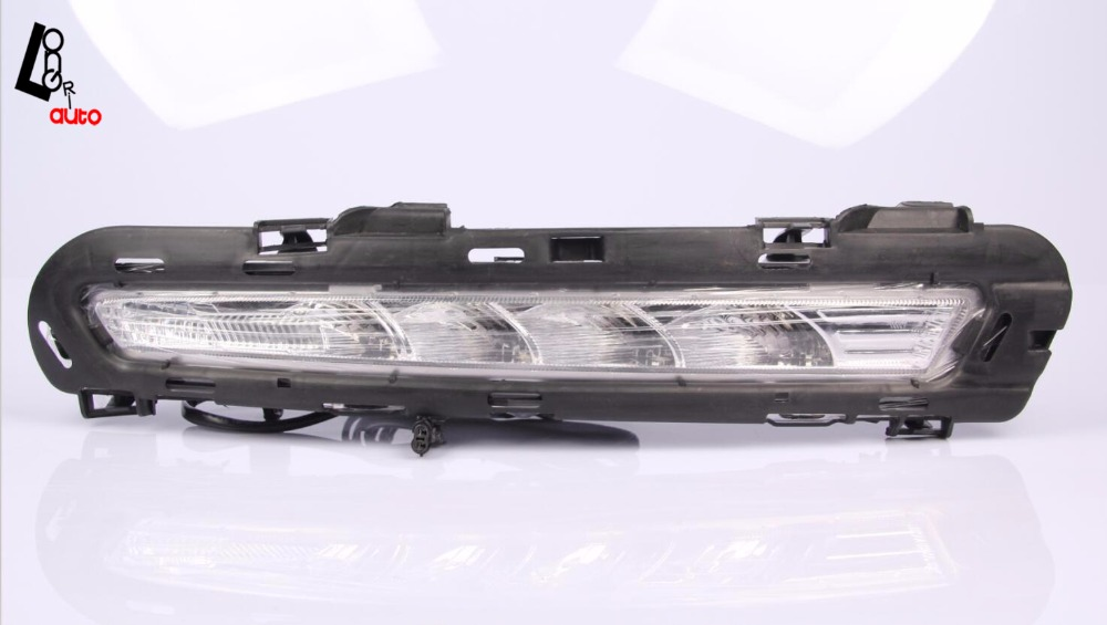 car styling Turn off style Relay and Waterproof LED CAR Light DRL Daytime running lights for Ford Mondeo 2011-2012 цена