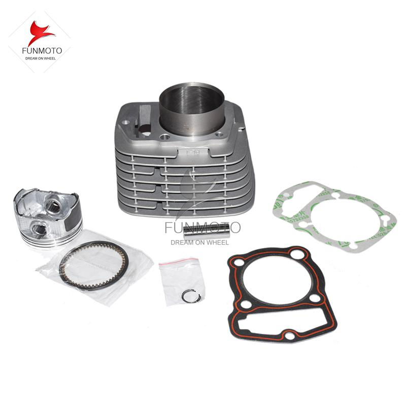 CYLINDER FOR ZONGSHEN CB250  ENGINE PARTS INCLUDE CYLINDER /PISTON/PIN/RINGS/GASKETS yto engine lr4m5 23 spare parts the set of piston rings for one engine
