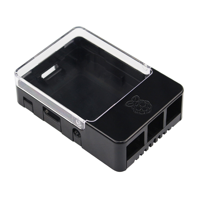 Raspberry Pi ABS Case For Sense HAT With Orientation Pressure Humidity And Temperature Sensors Humidity