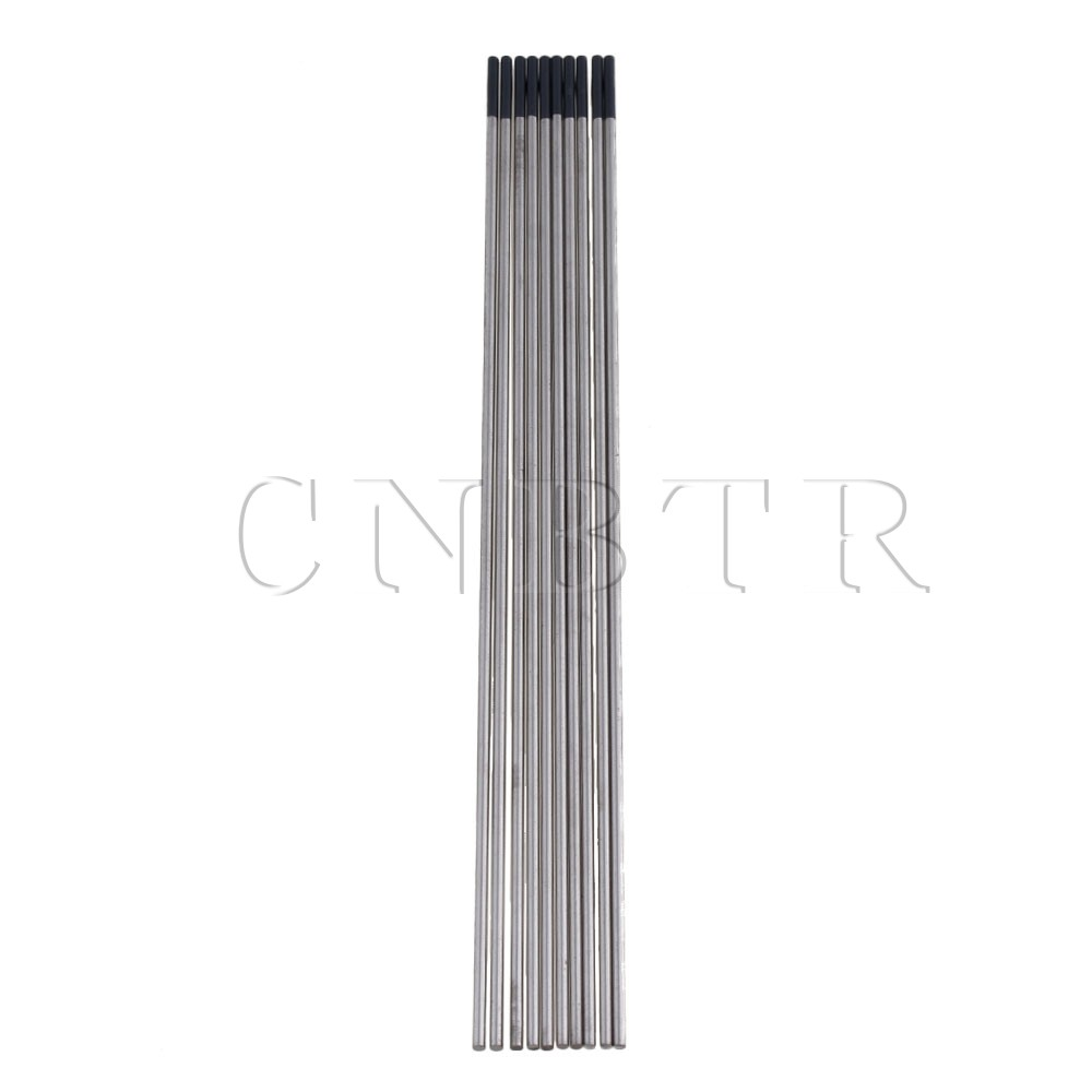 CNBTR 10pcs WT20 Gray TIG Welding Tungsten Electrode 2% Ceriated Replace 1.6 x 150mm sheffilton подцветочница sheffilton улыбка 3065 медный антик