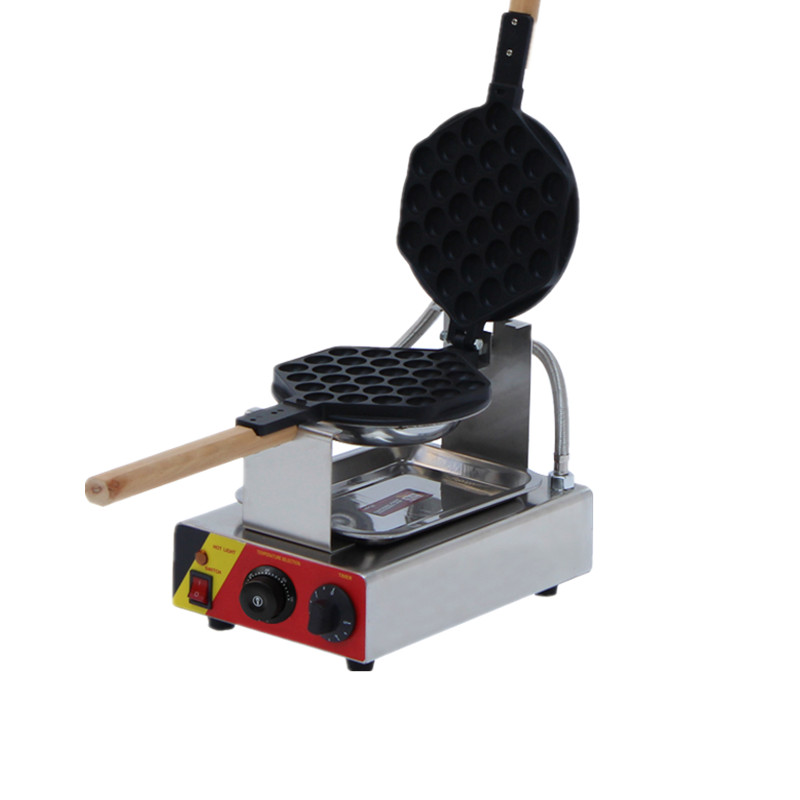 High Quality Non-Stick Cooking Surface Machine Electric Egg Bubble Waffle Maker 110V 220V Available цена