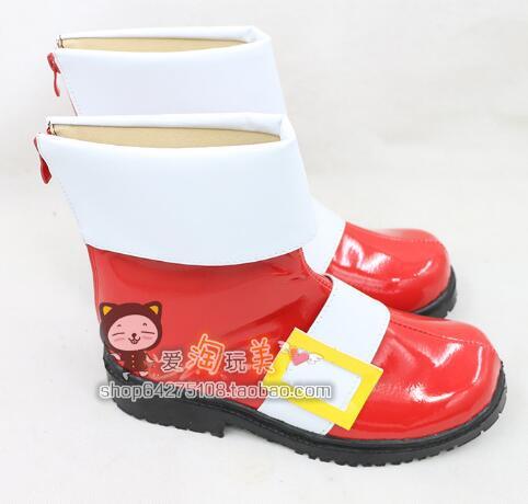 VOCALOID 2 Kagamine Len senbonzakura cosplay chaussures bottes sur mesure