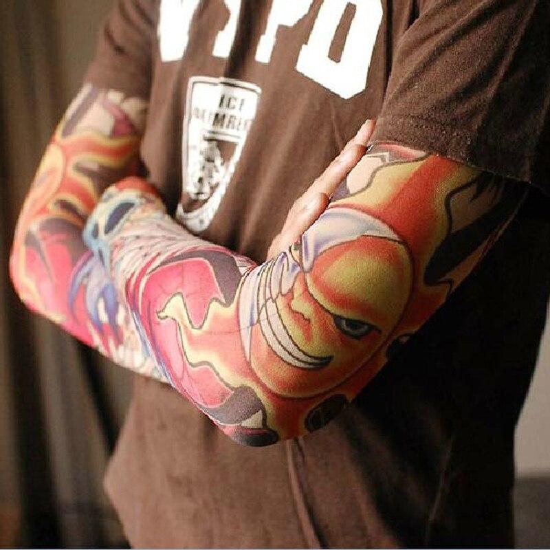 5 komada novi mješoviti 92% najlon elastičan Lažni privremeni - Tetovaže i tjelesna umjetnost - Foto 3