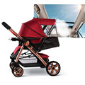 Brand New Hot Sell Baby Stoller Bekerhouder Pushchair Lightweight Infant Stroller Prams 3 In 1 Folding Umbrella Carrinho De Bebe