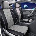 Assentos de capa de couro PU para o Chevrolet Captiva 2008/2009/2010 assento de carro tampa do assento de carro capas para assentos de carro conjunto completo preto almofadas