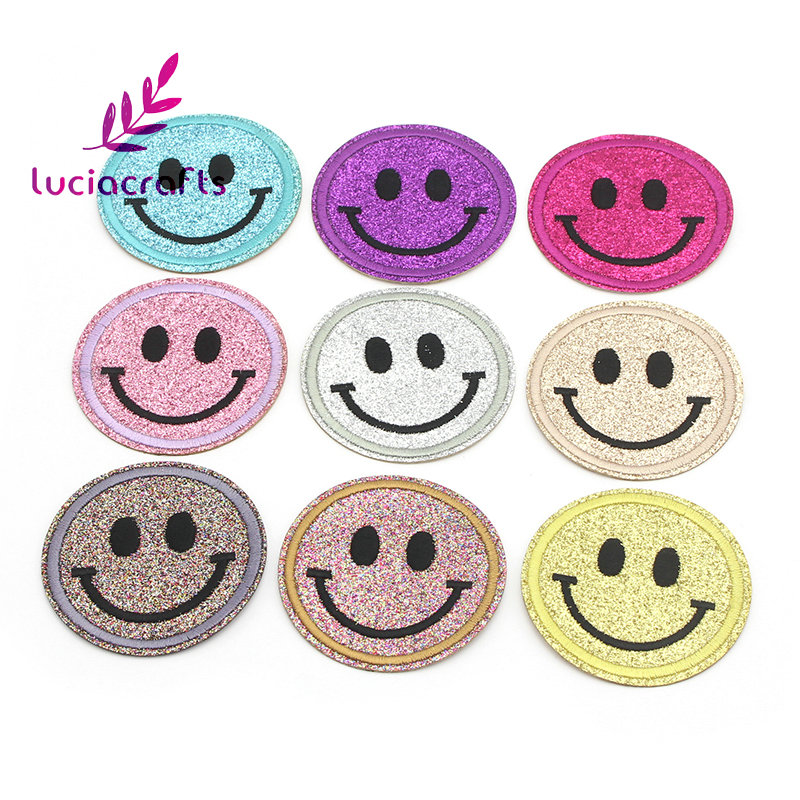 Buy smile face patches and get free shipping on AliExpress.com c7aacbd604ee