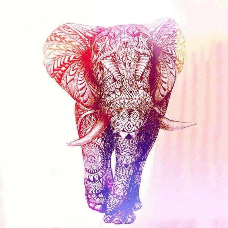 raajsee Arazzo Elephant Throw