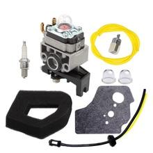 Attachment Assembly For Honda GX25 GX35 Air Filter Carburetor Kit Spark Plug Spare Parts Replacement Accessories комплектующие к инструментам neutral honda gx35