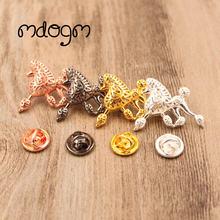 Броши и булавки mdogm в виде пуделя собаки милые забавные металлические