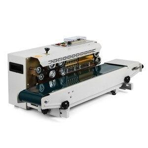 Image 2 - Bespacker FR 900W Автоматическая непрерывная машина для запечатывания полиэтиленовых пакетов