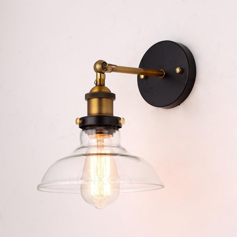 Precio al por mayor Loft Vintage Industrial Edison Lámparas de pared - Iluminación interior - foto 3