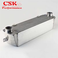 Twin Turbo Intercooler For Bmw 135 135i 335 335i E90 E92 N54 2006 2010 Silver