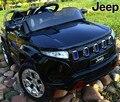 Nova chegada de Quatro crianças passeio elétrico no carro de brinquedo do bebê carros elétricos de controle remoto de carro do bebê carrinho de criança pode sentar jeep