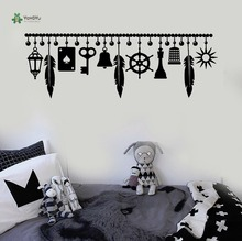 YOYOYU Wall Decal Vinyl Sticker Removeable Poster Luck Amulet Talisman Bedroom Stickers Mural YO118