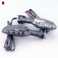 LED Turn Signal Indicator Light For YAMAHA MT-01 MT-25 MT-03 MT-07 MT-09 MT-10 MT09/MT07 Tracer Motorcycle Blinker Front or Rear