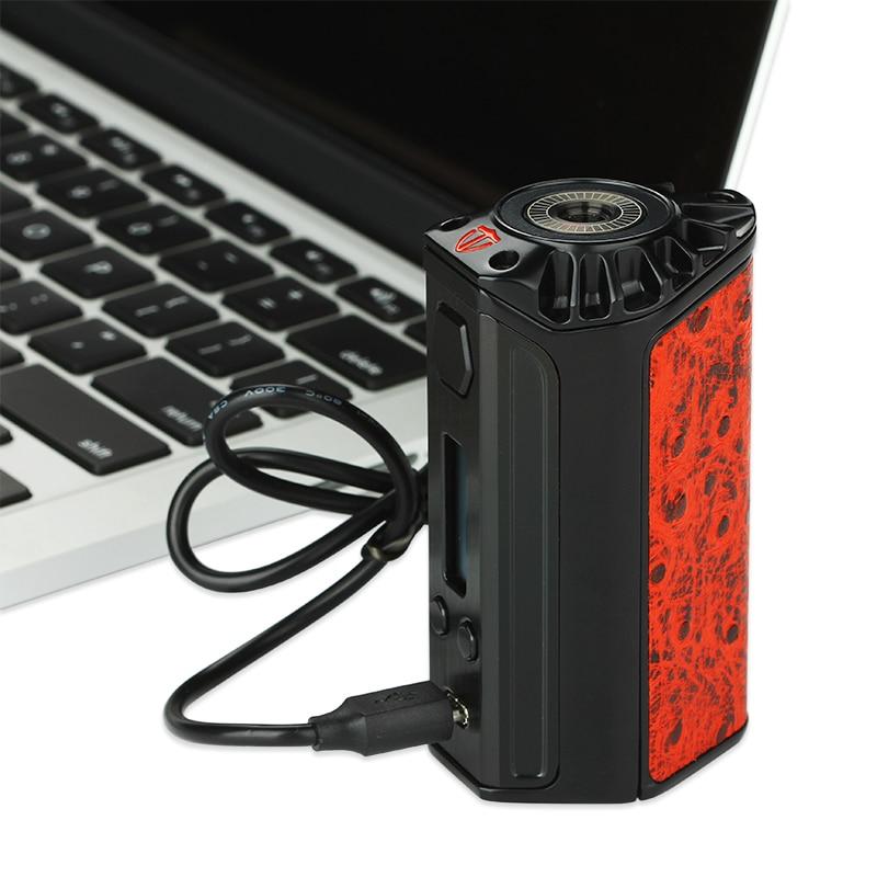 Nuevo 300 W que Vape de 250C TC caja MOD con ADN 250C Chip y completo Color TFT de pantalla y max 300 W de potencia de salida de ADN vs perdido Vape Mod - 5