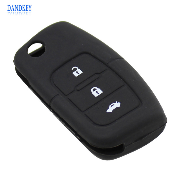 Silicone car key cover remote cover for Ford Fiesta Focus 2 Ecosport Kuga Escape 3 Buttons  sc 1 st  AliExpress.com & Aliexpress.com : Buy Silicone car key cover remote cover for Ford ... markmcfarlin.com