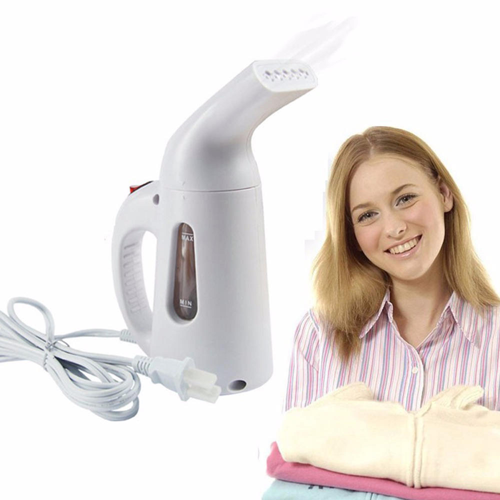 Steamer Iron Mini Steam Iron Handheld Dry Cleaning Brush Clothes Household Appliance Portable Travel Garment Steamers