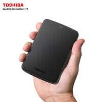 "Toshiba hard disk HDD 2.5"" USB 3.0 External Hard Drive 2TB 1TB 500G Hard Disk HD externo disco Hard Drive(3.28)"