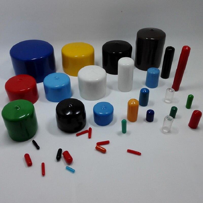 2mm bis 30mm endkappe PVC Kunststoff Kabel draht gewinde abdeckung ...