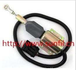 DIESEL SHUT OFF SOLENOID 3990770 Solenoid Fuel Pump SA-4931-1212V