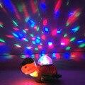 Электрический черепаха, черепаха будет свет, сканирование, музыка черепаха, подарки для детей! развивающие игрушки W167