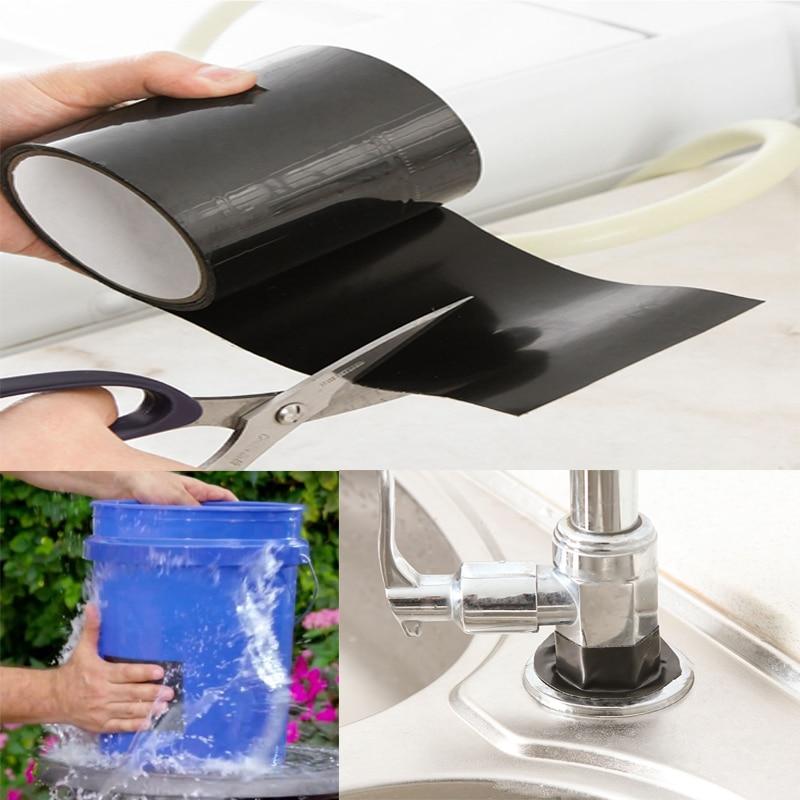 Performance Super Strong Waterproof Self Fiber Fix Tape Fiberfix Adhesive Tape Stop Leaks Seal Repair Tape Duct Tape