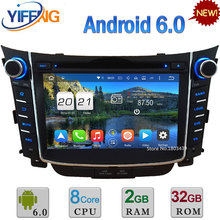 7 4G WIFI Octa Core Android 6 0 2GB RAM 32GB ROM DAB RDS Car DVD