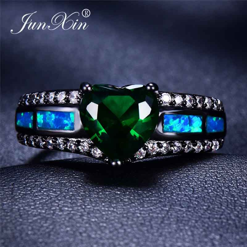 Blue Opal Green