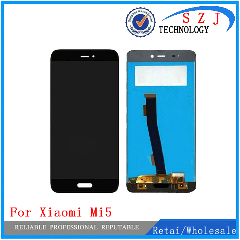 New Lcd screen for Xiaomi Mi5 LCD display + Touch Panel Replacement for Xiaomi mi 5 Prime / Pro Free Shipping lcd touch screen digitize for xiaomi mi 3 m3 mi3s lcd display with touch screen freeshipping