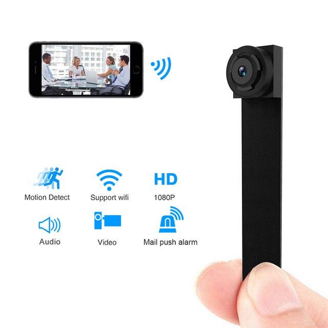 Mini Wifi Camera Remote Control 1080P Full HD Wireless P2P Video Audio Recorder  wi fi Camera  Mini Cam DV Camcorder IP Camera