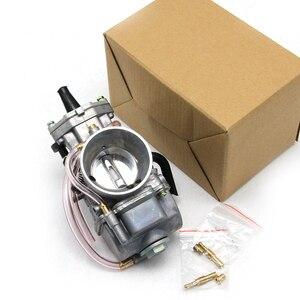 Image 4 - ZSDTRP Motorcycle For keihin koso pwk carburetor Carburador 21 24 26 28 30 32 34 mm with power jet fit on racing motor