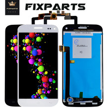 Original Tested No dead pixels for wiko darkmoon LCD Display+Touch Screen Digitizer+tools Assembly Replacement free shipping