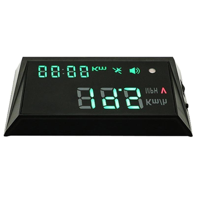 все цены на Universal Car Truck Bus GPS HUD Head Up Display Overspeed Warning System Digital Speed Overspeed Alarm For All Vehicle онлайн