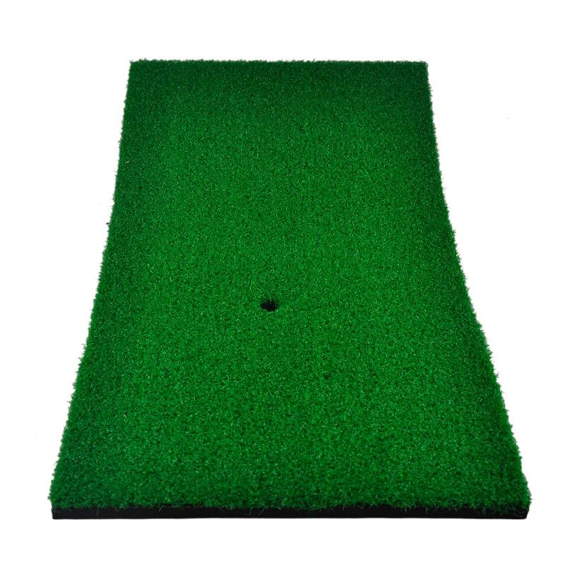 Pgm marca golpear de formación práctica almohadilla de goma estera de golf de in