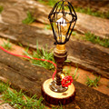 Hot sale Vintage Table Lamp Light Bulb Vintage Table Lamps Personalized Water Pipe Desk Lamp